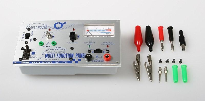 Náhľad produktu - 212-2 Super auto power panel