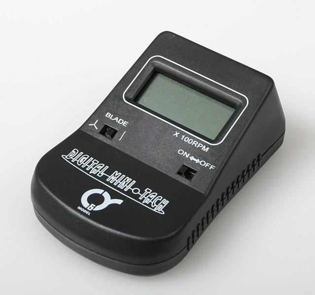 Náhľad produktu - 602 digitálny otáčkomer