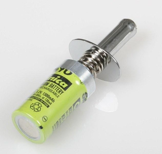 Náhľad produktu - 144-1 žhavící koncovka vč. accu 1,3Ah