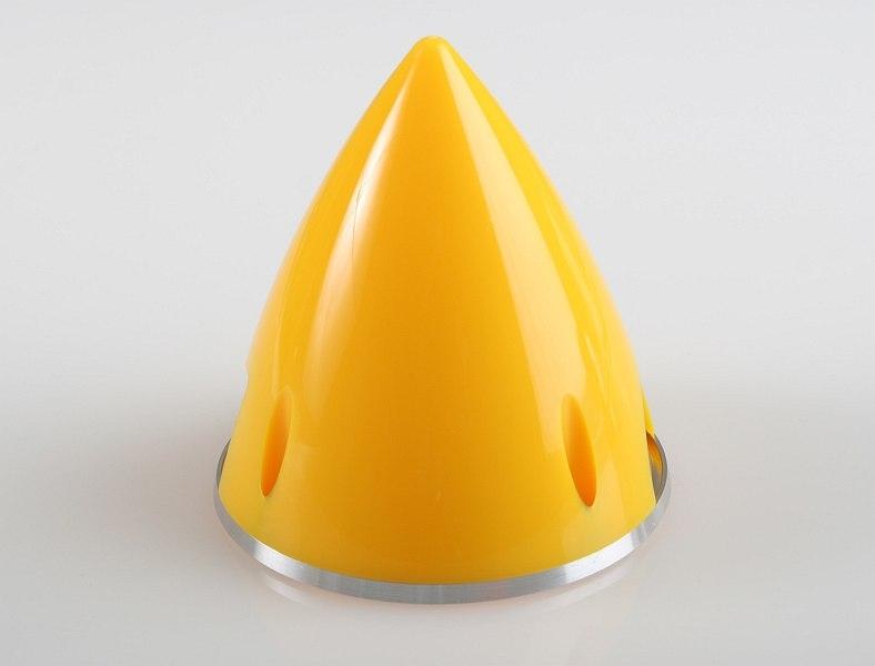 Náhľad produktu - PROFI kužeľ 82mm Žltá dural-plast