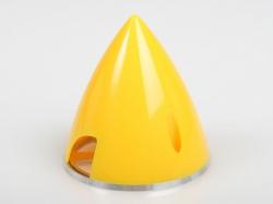 Náhľad produktu - PROFI kužeľ EP 63mm Žltý