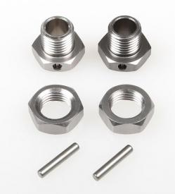 Náhľad produktu - Náboj kola+matice, 17mm EK-4,EB-4 S2