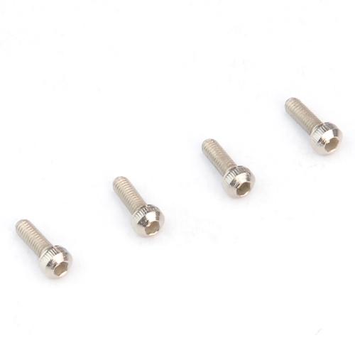 Náhľad produktu - Imbusový šroub s kulatou halvou , M4x12mm, 4ks.
