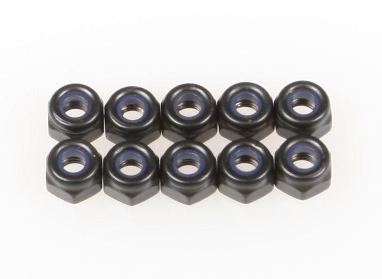 Náhľad produktu - Samojistící matice 3mm, ST-1, ER-1, AT-10, DUCATI, MAN, S-HAWK