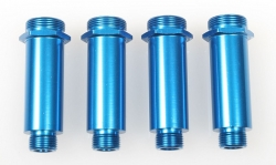 Náhľad produktu - Alu tělo tlumiče, modré, 4ks., MTA-4 S.H.