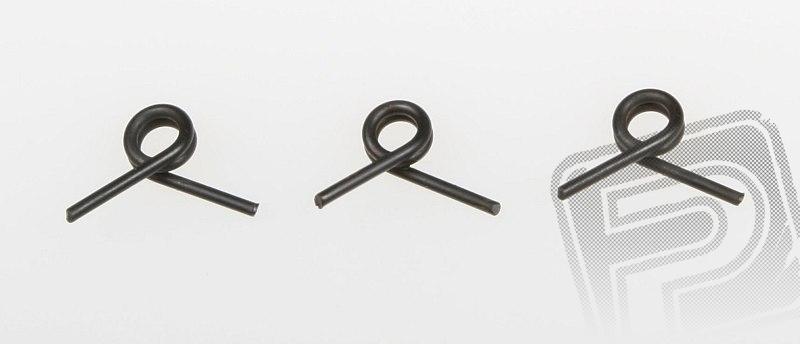 Pružinky spojky (1,0mm), ST-1, ER-1