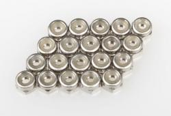 Náhľad produktu - Samojistící matice 2.6mm, 20ks., ST-1, ER-1, ZK-2, ZT-2