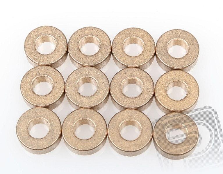 Kluzné ložisko (pouzdro) 5x11x4mm, 12ks., SSK, SST, F1