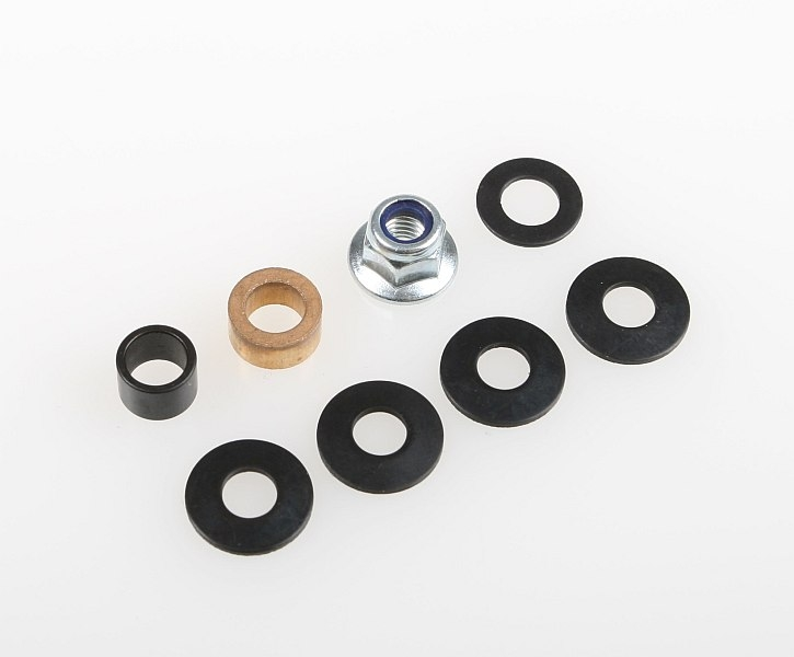 View Product - Mount kit hl. wheels, MTA-4 SH