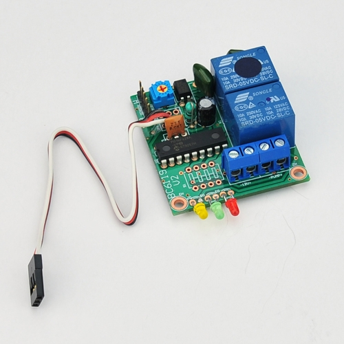 Náhľad produktu - Power distribuční deska, SB1