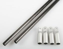 Náhľad produktu - Vzpěra ocasní trubky, uhlíková, R30/50