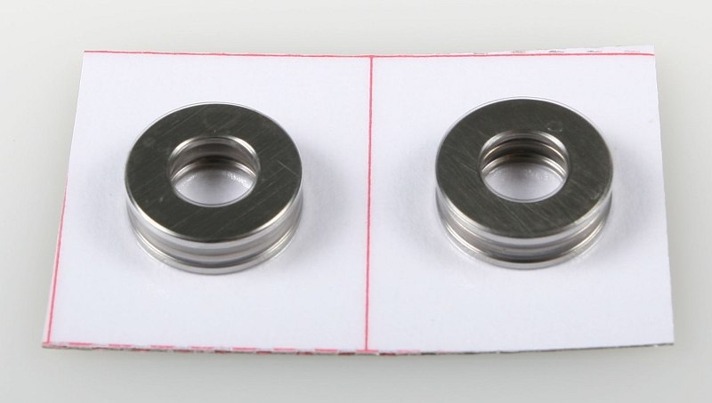 Náhľad produktu - Axialní ložisko, 8x16x5mm, 2ks.