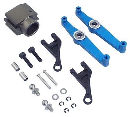 Náhľad produktu - Alu kompenzátor, včetně pák, R60/90