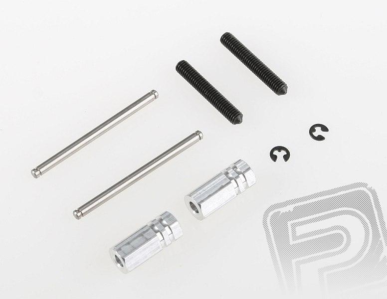 Náhľad produktu - Hřídel páky klopení, R90 3D