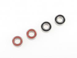 Náhľad produktu - Kuličkové ložisko, 5x10x4mm, 4ks.