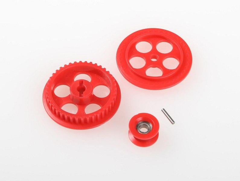 Náhľad produktu - Ozubené kolo vrtulky + kladka / sada, 40zubů, INNO
