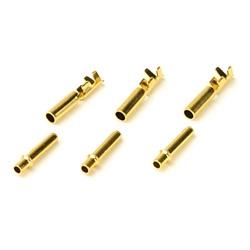 Náhľad produktu - Zlacený konektor (2mm), 6ks., INNO