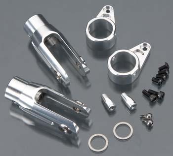 Náhľad produktu - Alu držáky rotorových listů, 2ks