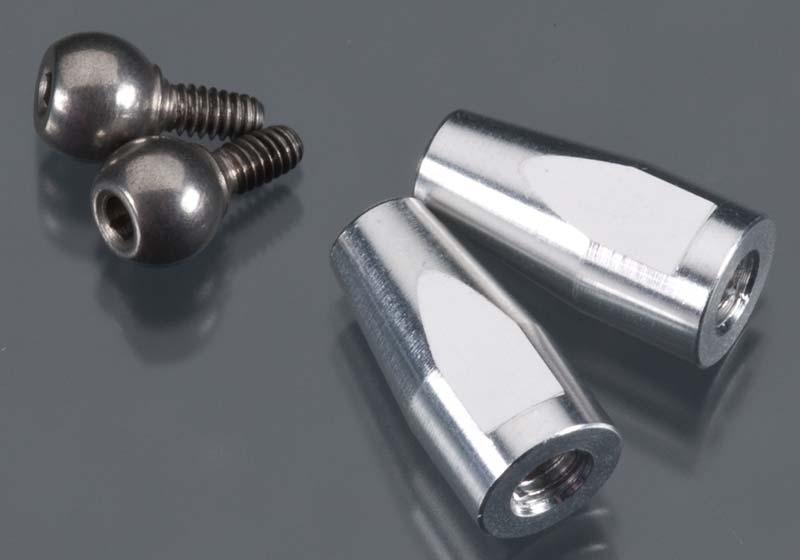 Náhľad produktu - Alu hlavná ovládacia páka, 2ks., X50