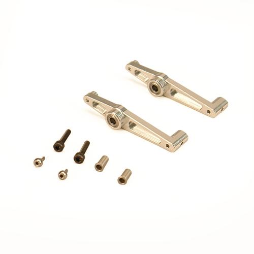 Náhľad produktu - Alu páky bezpádlové hlavy, 2ks., Raptor G4/E720