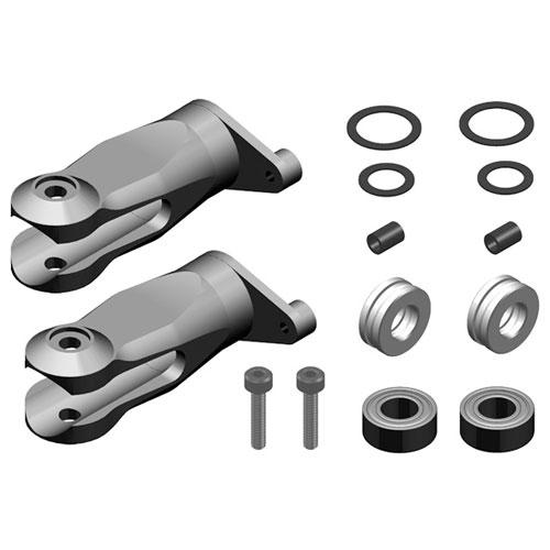 Náhľad produktu - Alu držáky rotorových listů SE