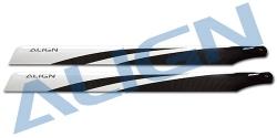 View Product - ALIGN - 325 Carbon Fiber Blades - 325mm - T-REX 450