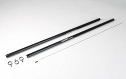 View Product - Kovovoý ocasní nosník/černý pro T-REX 700