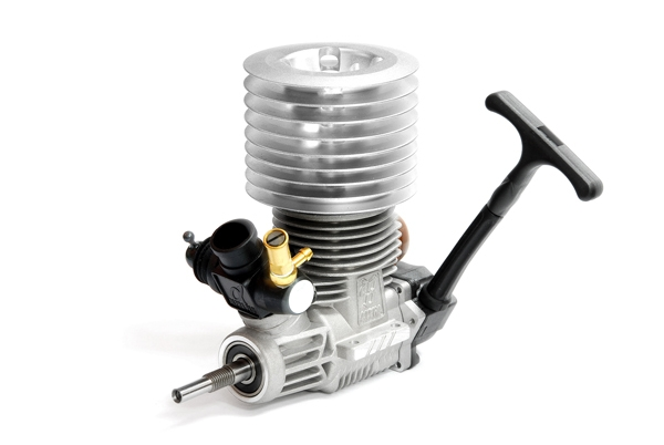 Náhľad produktu - ALPHA .28 3 kanál Off Road RTR spaľ. motor (4,5ccm) - Ťahový/Rotoštartér