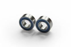 Náhľad produktu - Spojkové guľkové ložiska s gum. prachovkou 5x10x4mm (2 ks)
