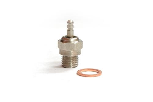 Náhľad produktu - ALPHA Platinum žeraviaca sviečka N5 - Medium