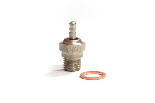 Náhľad produktu - ALPHA Platinum žeraviaca sviečka N6 - Cold/studená