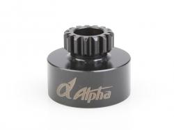 Náhľad produktu - Alpha spojkový bubínek uzavřený 15 zubů