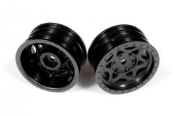1.9 Walker Evans Street disky - černé (2 ks.)