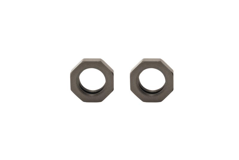 Náhľad produktu - Axial tvrzený hliníkový límec (2 ks.)