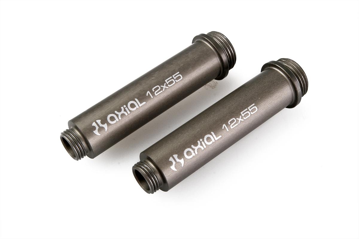 Náhľad produktu - Hliníkové tělo tlumiče 12x55mm (2 ks.)