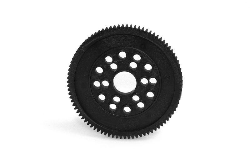 Ozubené kolo, modul 48 DP, 87 zubů