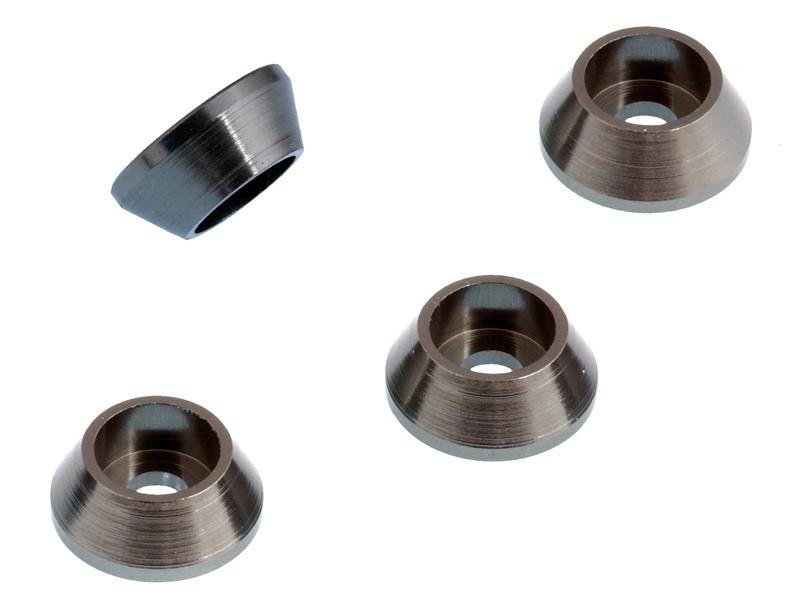 Náhľad produktu - 3mm konická podložka, 4ks.