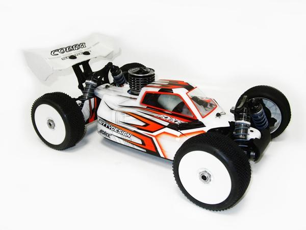 Náhľad produktu - Force karoserie - SERPENT COBRA S811