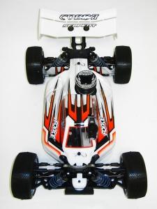 Force karoserie - SERPENT COBRA S811