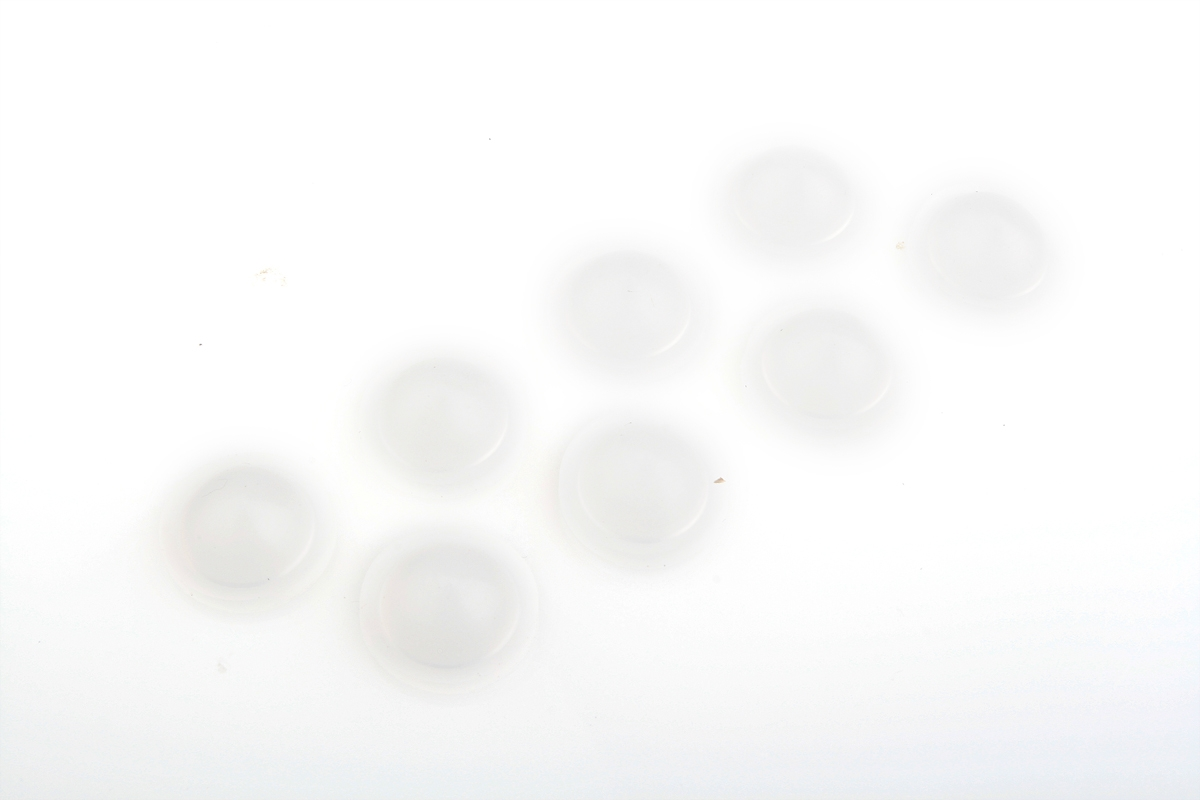 Náhľad produktu - Silikonové čepičky olejových tlumičů, sada (10ks.) x