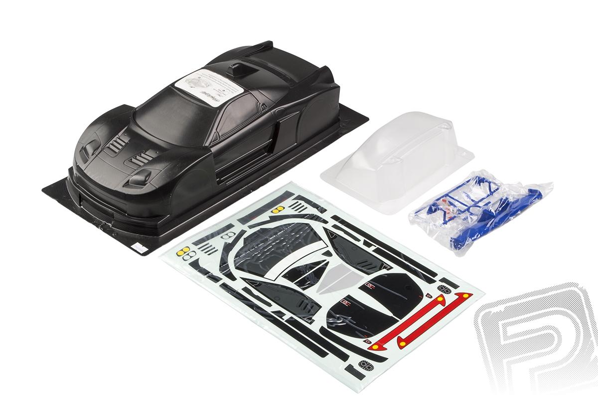 Karoserie Honda NSX carbon vzhled (190 mm)
