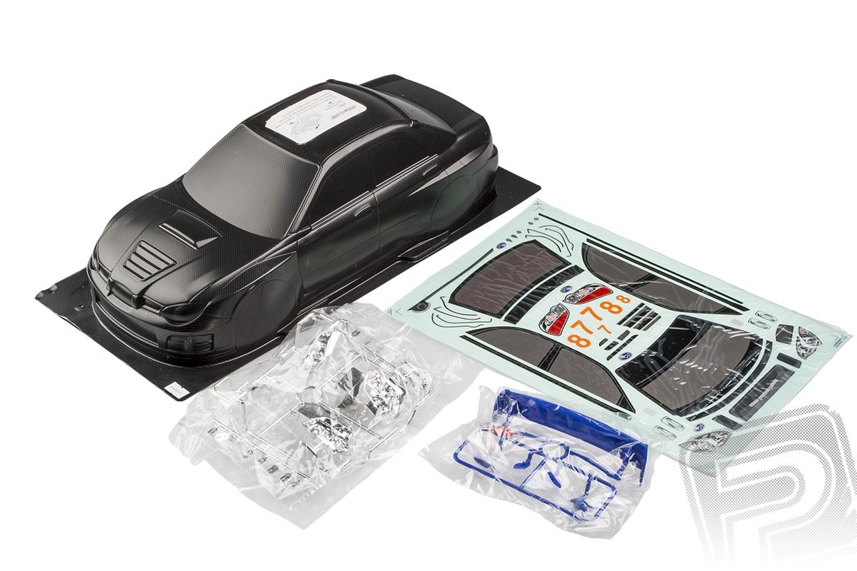 Karoserie Subaru Impreza WRX 9 carbon vzhled (190 mm)