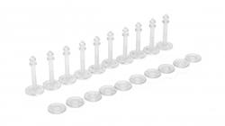 Produkt anzeigen - H4-3D zajištění gum odpružení kit