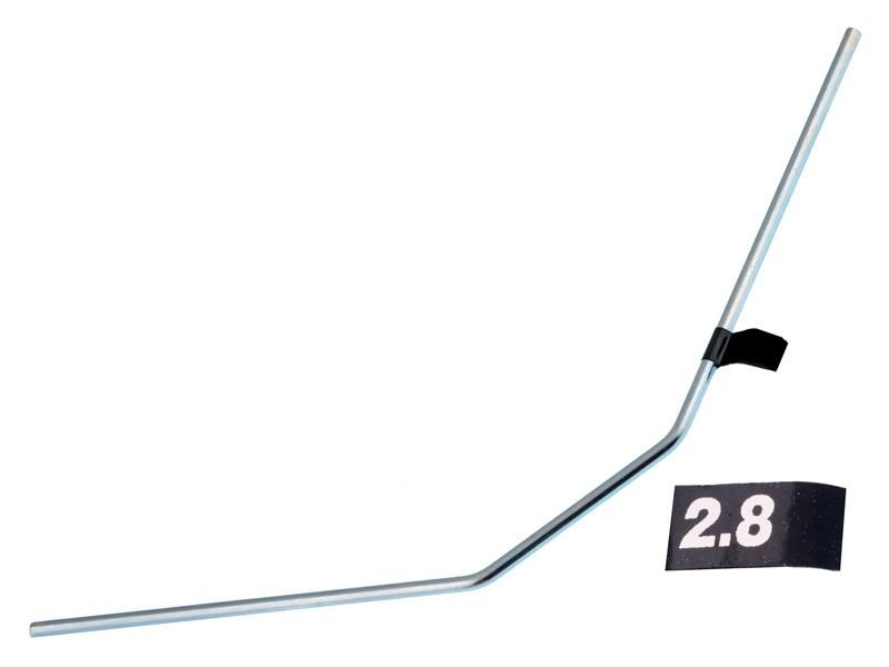 Náhľad produktu - Zadní stabilizátor 2.8mm
