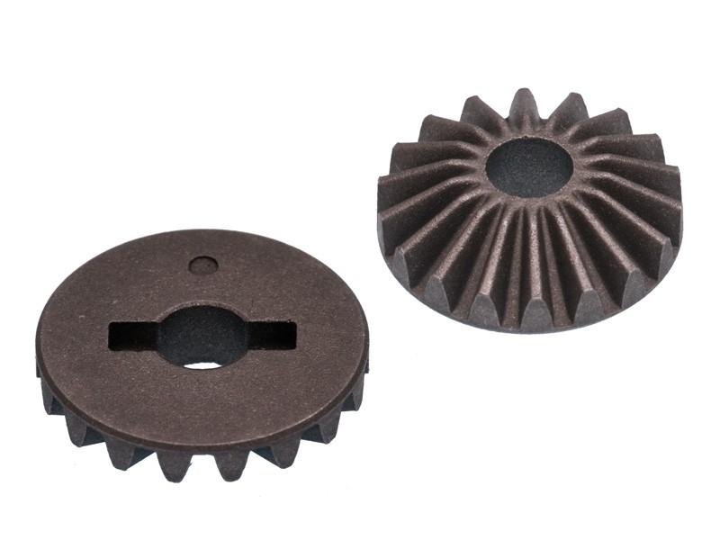 Náhľad produktu - Ozubená kola diferenciálu 18 zubů, 2ks.
