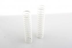 Náhľad produktu - Zadní pružiny tlumičů (krátké 16.5závitů) tvrdé, bílé