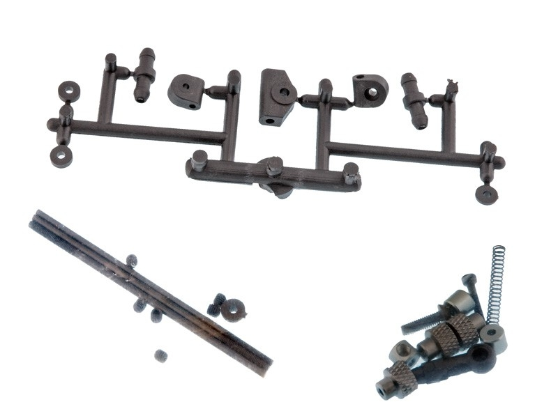 Náhľad produktu - Táhla, kloubky, pružinky plynu a brzdy - MUGEN