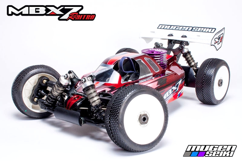 MBX-7R Off-Road Buggy stavebnice