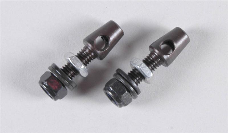 Náhľad produktu - Svorky 5mm/ M6 přední, 2ks.