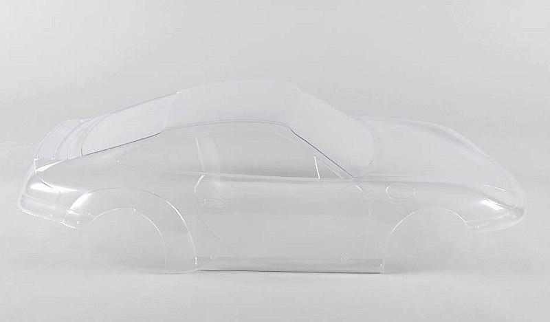 Náhľad produktu - Karoserie čirá 1/5 Porsche 911 GT3-RS